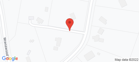 Location map for 140 Wrenswood Drive Quoiba