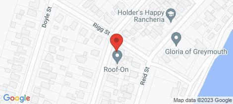 Location map for 43 Blake Street Blaketown