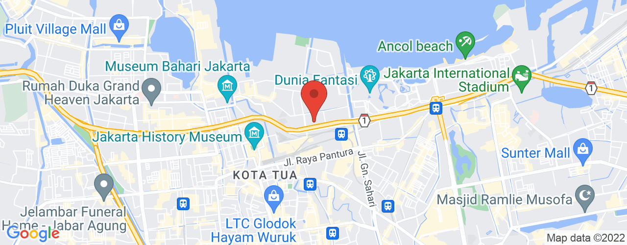 Bandar Djakarta Ancol