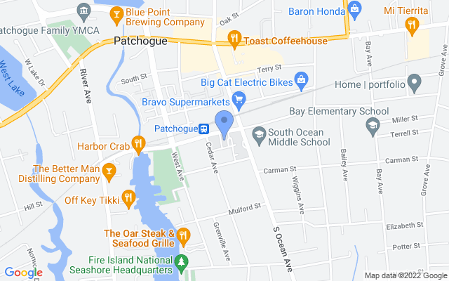 1 Division St, Patchogue, NY 11772, USA