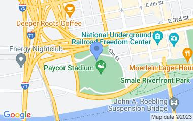 1 Paul Brown Stadium, Cincinnati, OH 45202, USA