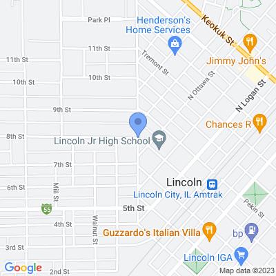 100 8th St, Lincoln, IL 62656, USA