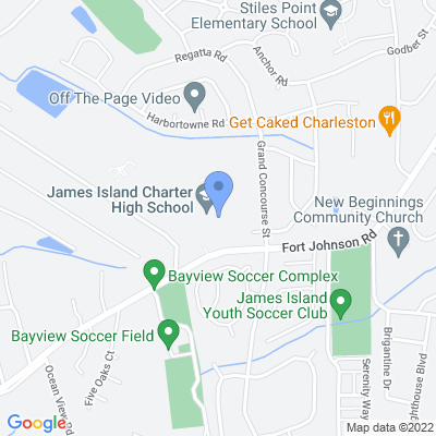 1000 Fort Johnson Rd, Charleston, SC 29412, USA