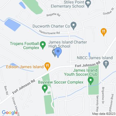 1000 Fort Johnson Rd, Charleston, SC 29412, USA