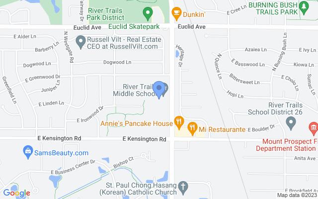 1000 N Wolf Rd, Mt Prospect, IL 60056, USA