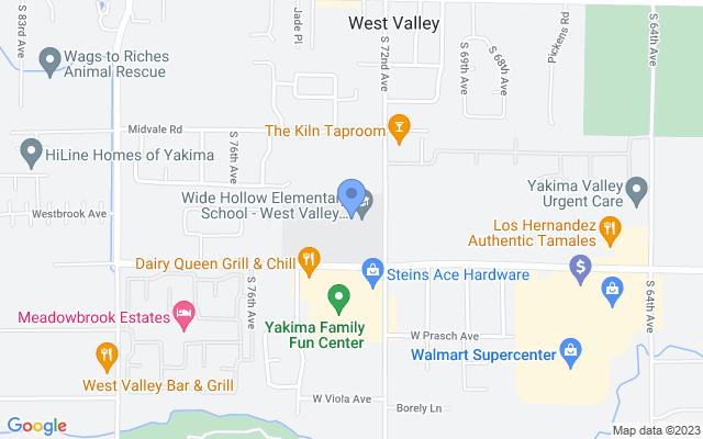 1000 S 72nd Ave, Yakima, WA 98908, USA