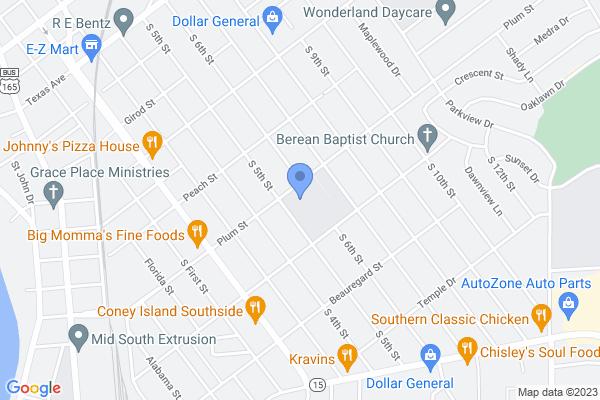 1001 Pecan St, Monroe, LA 71202, USA