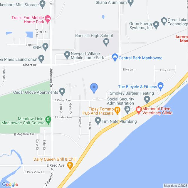 1002 E Cedar Ave, Manitowoc, WI 54220, USA