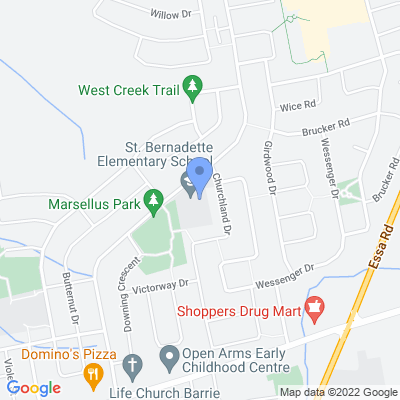 101 Marsellus Dr, Barrie, ON L4N 8R6, Canada