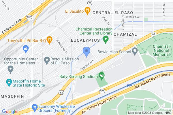 101 S Eucalyptus St, El Paso, TX 79905, USA