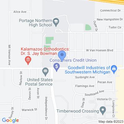 1010 W Milham Ave, Portage, MI 49024, USA