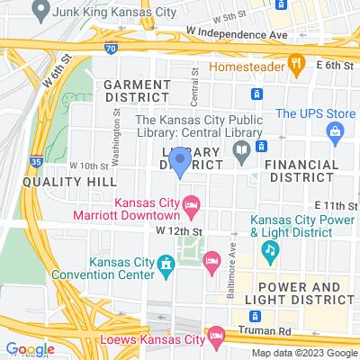 1011 Central St, Kansas City, MO 64105, USA