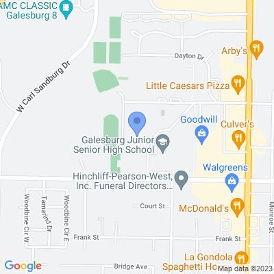 1017 W Dayton St, Galesburg, IL 61401, USA