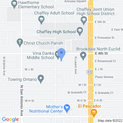 1020 N Vine Ave, Ontario, CA 91762, USA