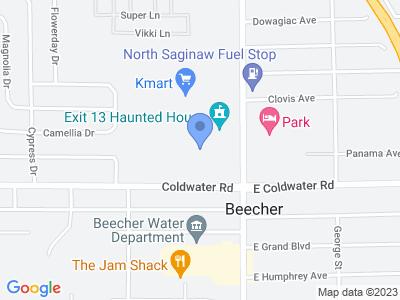 1020 Coldwater Rd, Flint, MI 48505, USA