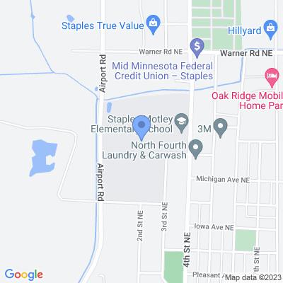 1025 4th St NE, Staples, MN 56479, USA