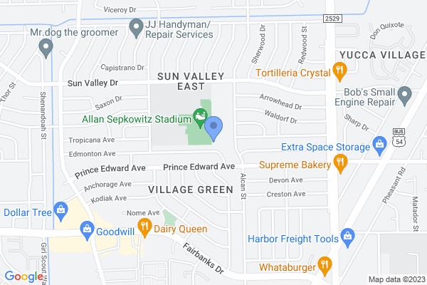 10275 Alcan St, El Paso, TX 79924, USA