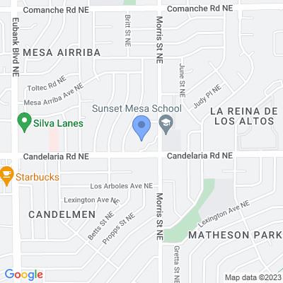 10301 Candelaria Rd NE, Albuquerque, NM 87112, USA
