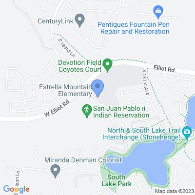 10301 South San Miguel, Goodyear, AZ 85338, USA