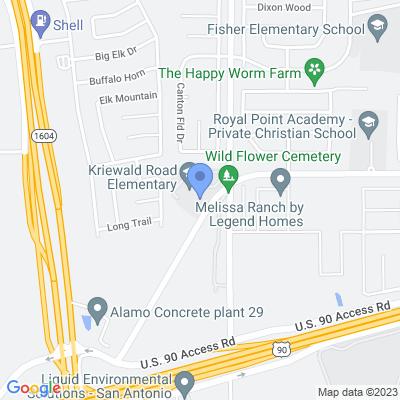 10355 Kriewald Rd, San Antonio, TX 78245, USA