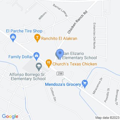 1050 Chicken Ranch Rd, San Elizario, TX 79849, USA
