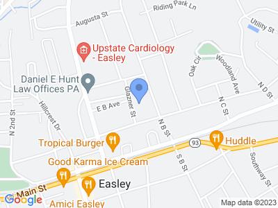 106 Glazner St, Easley, SC 29640, USA