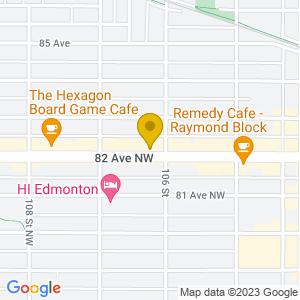 Map to O'Byrne's Irish Pub provided by Google