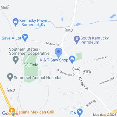 107 West University Drive, Somerset, KY 42503, USA