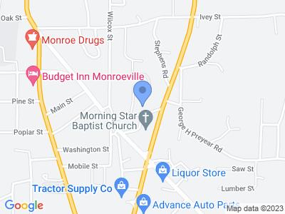 109 Pickens St, Monroeville, AL 36460, USA
