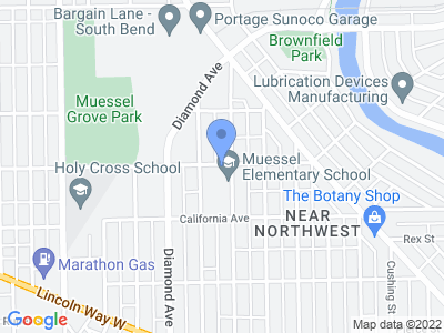 1099-1001 Blaine Ave, South Bend, IN 46616, USA