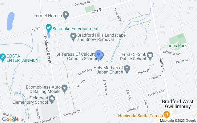 110 Northgate Dr, Bradford, ON L3Z 2Y4, Canada