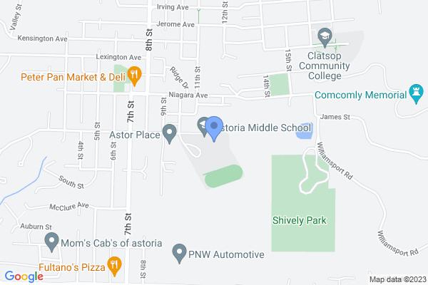 1100 Klaskanine Ave, Astoria, OR 97103, USA