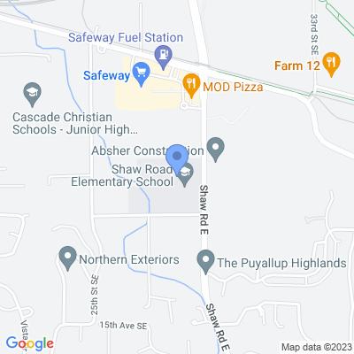 1106 Shaw Rd E, Puyallup, WA 98372, USA