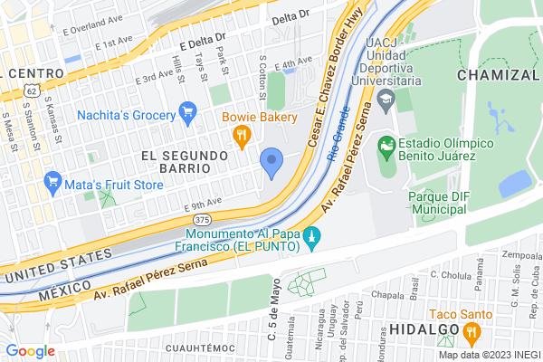 1110 Park St, El Paso, TX 79901, USA
