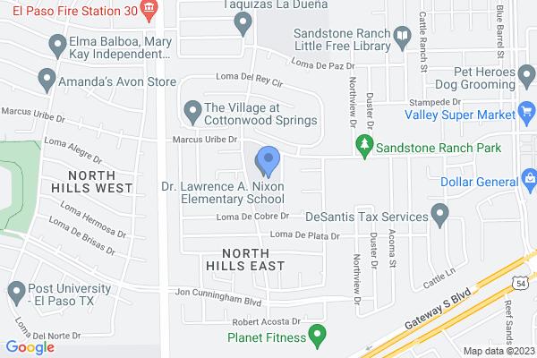 11141 Loma Roja Dr, El Paso, TX 79934, USA
