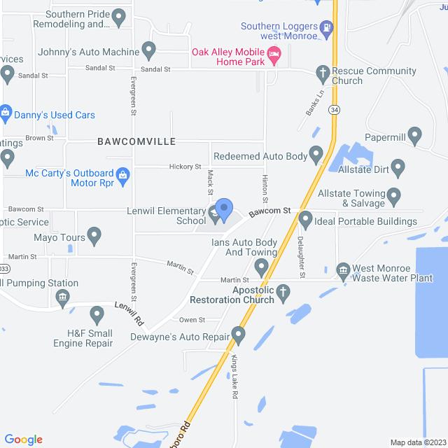 112 Arrant Rd, West Monroe, LA 71292, USA