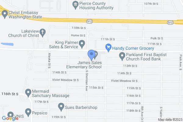 11213 S Sheridan Ave, Tacoma, WA 98444, USA