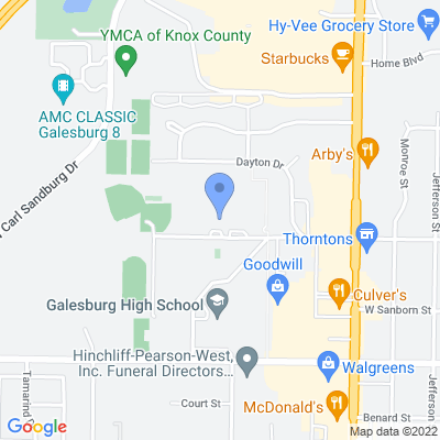 1131 W Dayton St, Galesburg, IL 61401, USA
