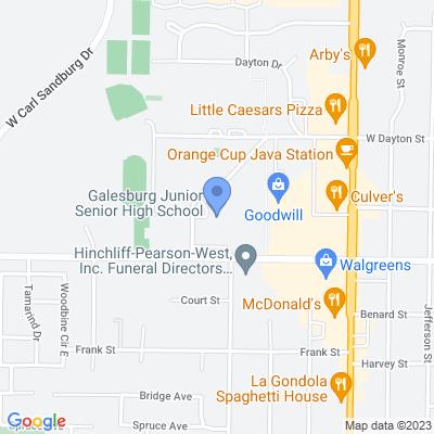 1135 W Fremont St, Galesburg, IL 61401, USA