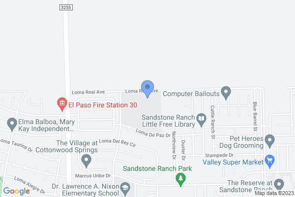 11350 Loma Franklin Dr, El Paso, TX 79934, USA