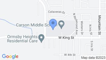 1140 W King St, Carson City, NV 89703, USA