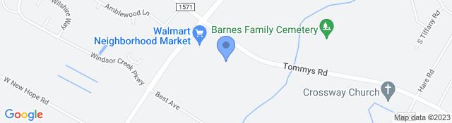 1150 Tommys Rd, Goldsboro, NC 27534, USA