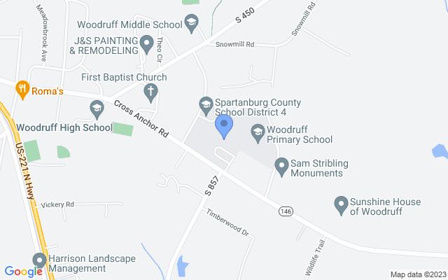 118 Mcedco Rd, Woodruff, SC 29388, USA