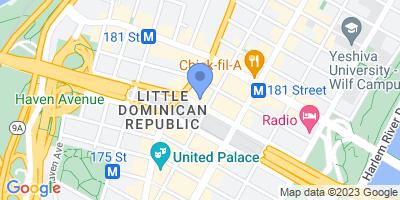120 Wadsworth Ave, New York, NY 10033, USA