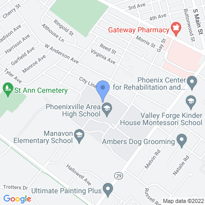 1200 Gay St, Phoenixville, PA 19460, USA