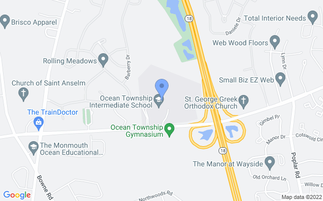 1200 West Park Avenue, Ocean Township, NJ 07712, USA