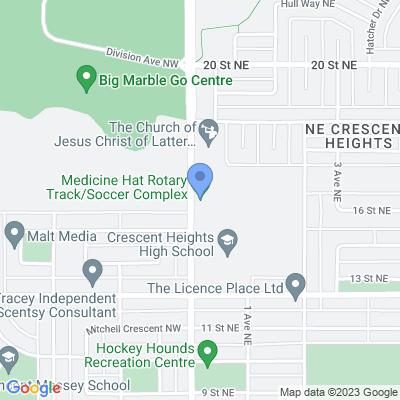 1201 Division Ave NE, Medicine Hat, AB T1A 5Y9, Canada