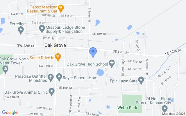1205 S Salem St, Oak Grove, MO 64075, USA
