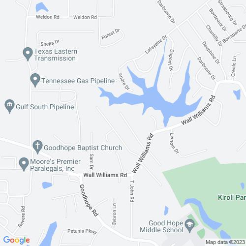 Seldom Seen Subdivision In West Monroe LA