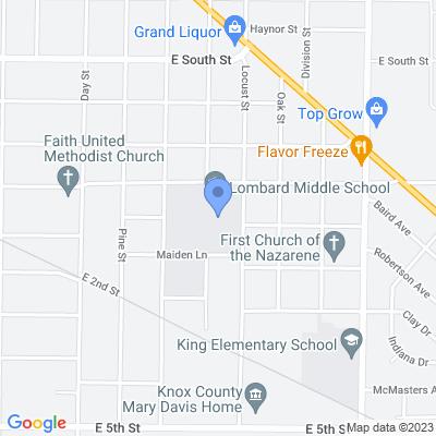 1220 E Knox St, Galesburg, IL 61401, USA